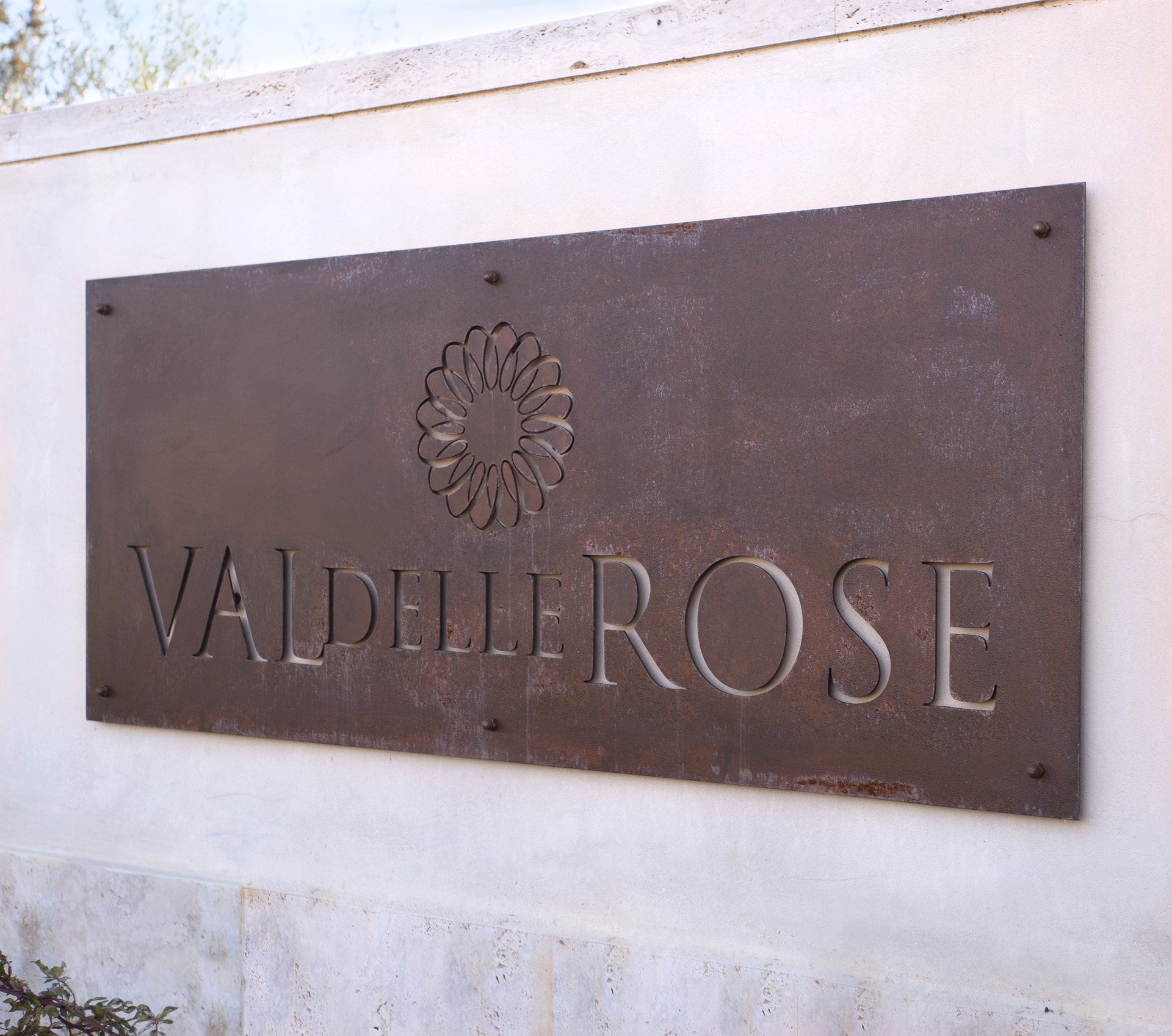one of the images of Tenuta Val Delle Rose work