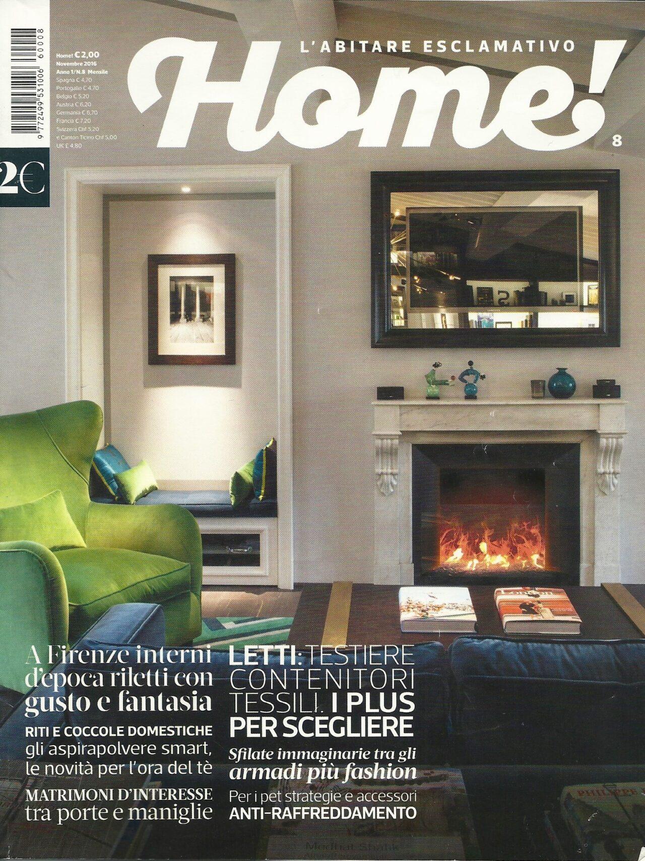 Cover Home magazine